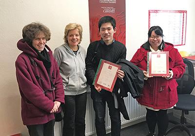 日本語教育海外実習(JIP)