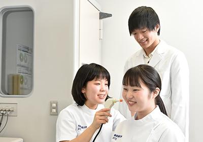 言語聴覚療法学科