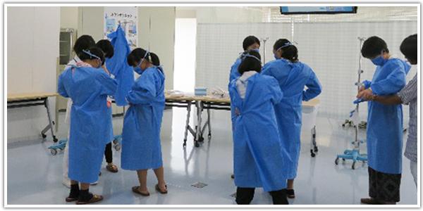 姫路獨協大学 8月20日オープンキャンパス 看護学部