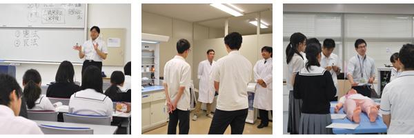 神戸野田高等学校 高校2年生進学総合コース 大学研修