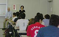講演会の様子  (9月25日)