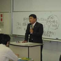 本学法学部3期生・行政書士 霞末浩二氏