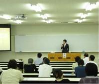 講演する永田講師1
