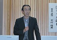 駒田富佐夫薬学部長