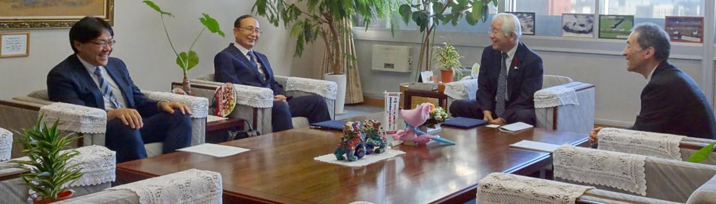 兵庫県との地域安全まちづくり活動の推進に関する協定を締結