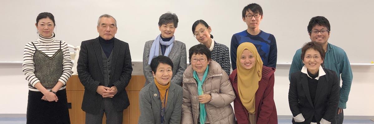 【報告】大学院日本語コース主催『日本語教育論集』合評会を開催! [言語教育研究科]