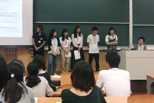 獨協医科大学での「チーム医療PBL」に参加しました
